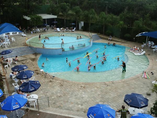 Viale cataratas hotel hot is em foz do igua u for Cataratas para piscinas