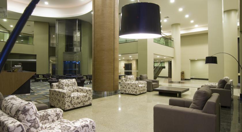 Hotel Wyndham Golden Foz Suítes.