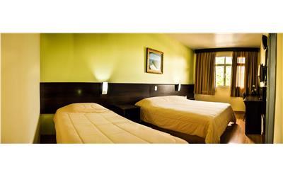 Dom Pedro I Palace Hotel**